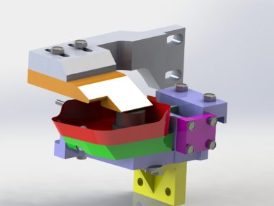 weld-jig-modification